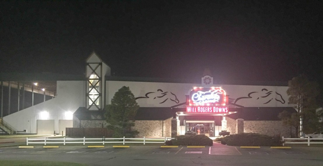 Cherokee Casino Will Rogers Downs Early Saturday Morning