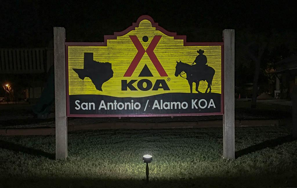 San Antonio KOA 50th Anniversary