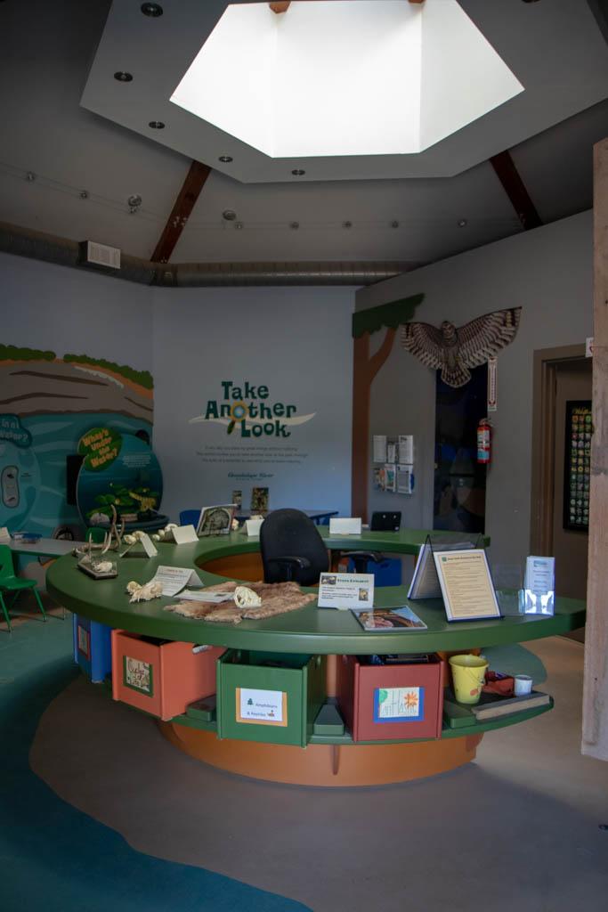 Discovery Center Interior