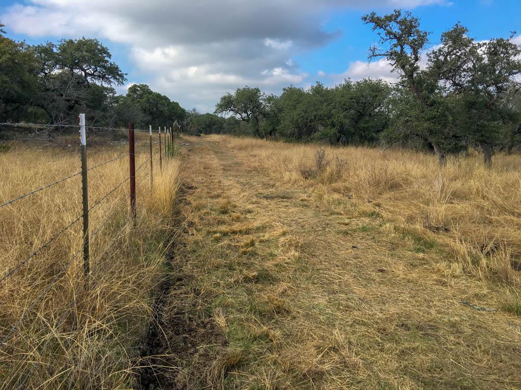 State Park Boundary Fence