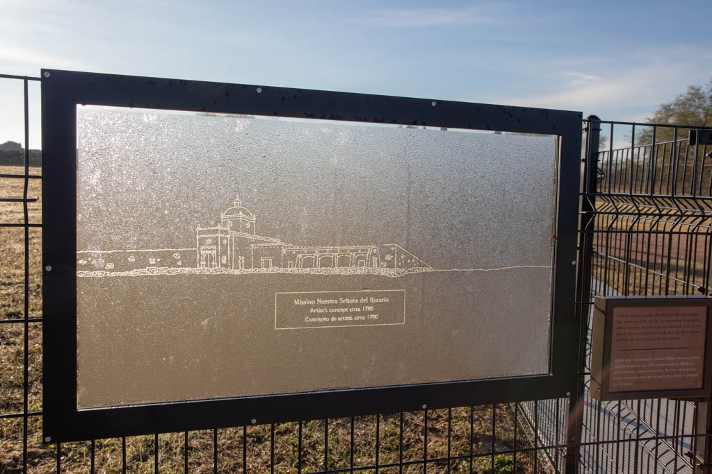 Viewing Portal Etchings