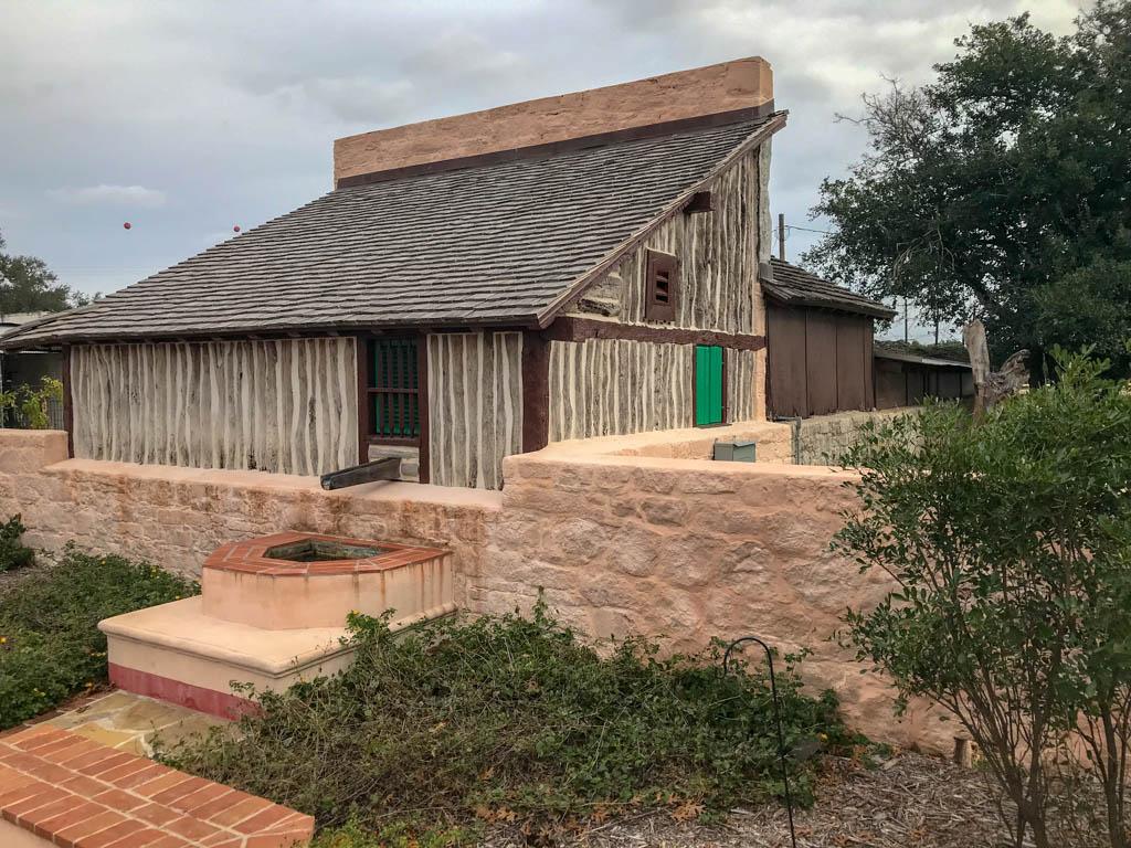Custodian's Cottage Restrooms