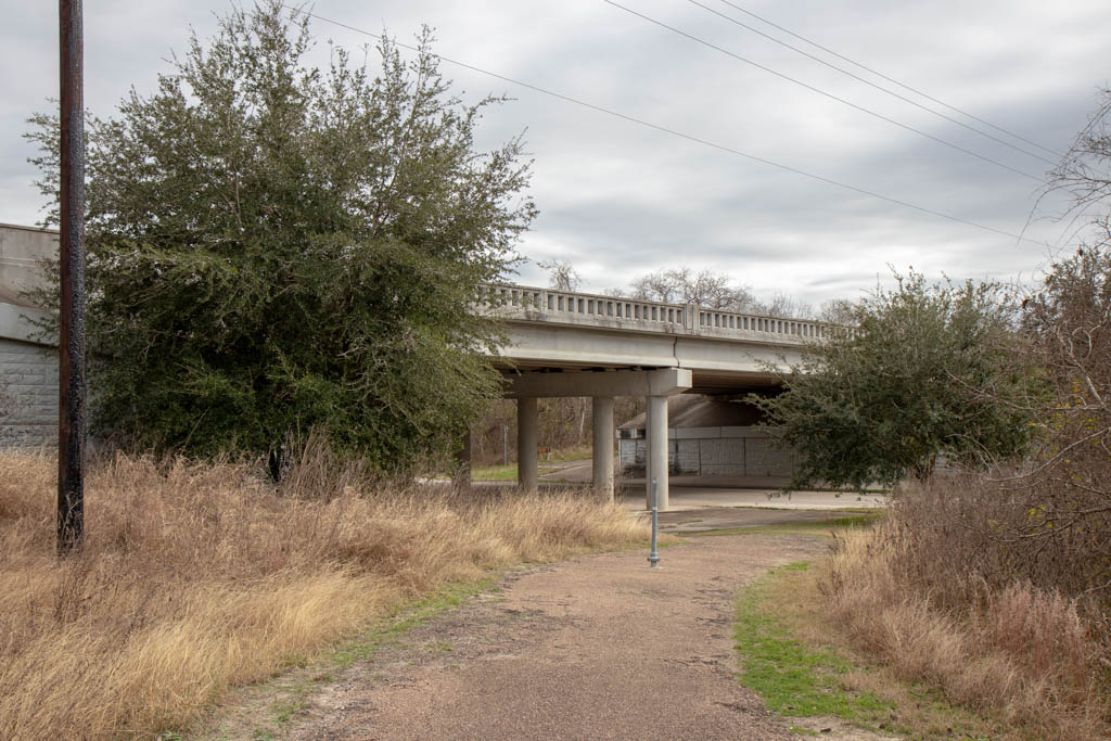 Trail/Park Road Underpass