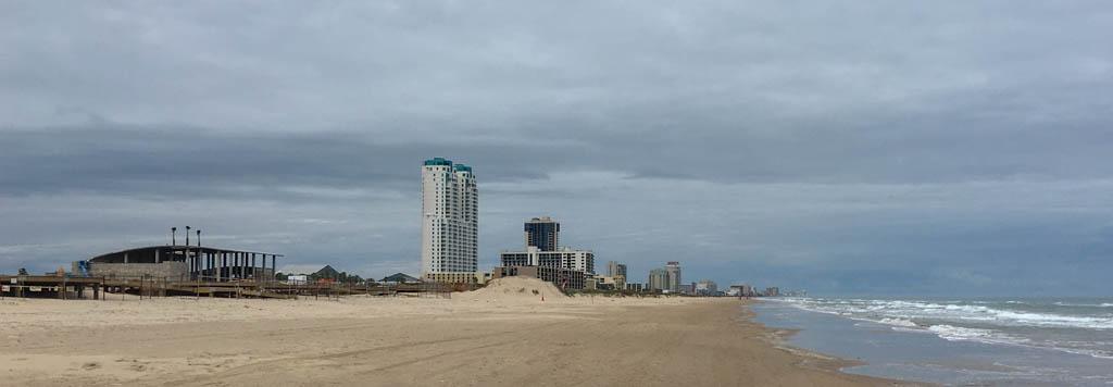 South Padre Island Oceanside Developments