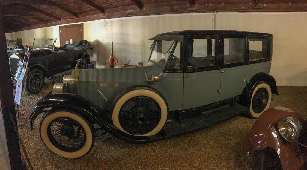 John Ringling's Sarasota Car