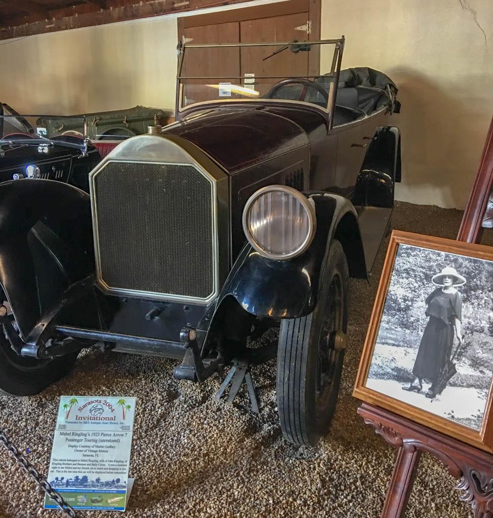 Mable Ringling's Sarasota Convertible