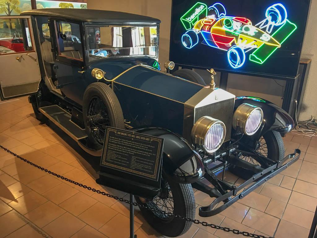 John Ringling's 1922 Rolls-Royce Silver Ghost