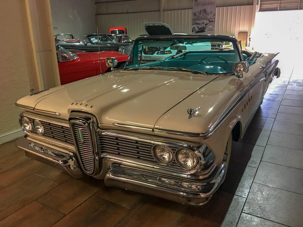 Ford Edsel Convertible