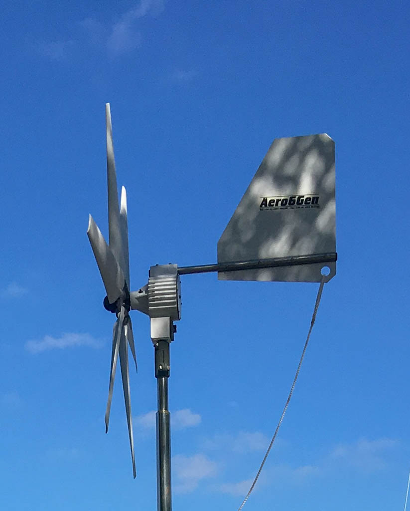 Aero6Gen Windmill Electric Generator