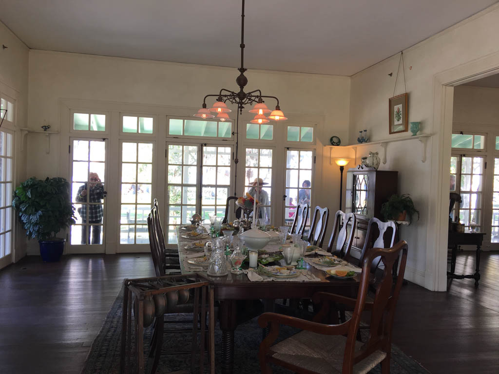 Edison House Dining Room