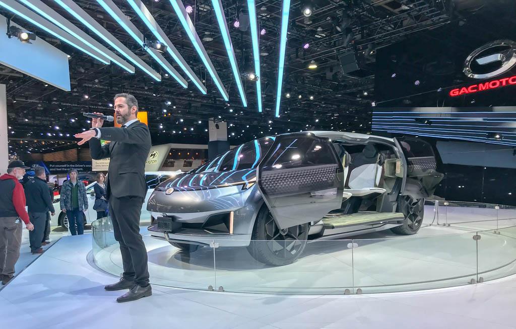 GAC Motor Concept Car