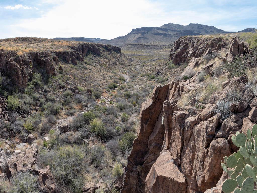Scenic Overlook View