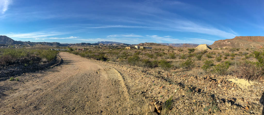 Dirt Roads To Nowhere As Makeshift Hiking Trails