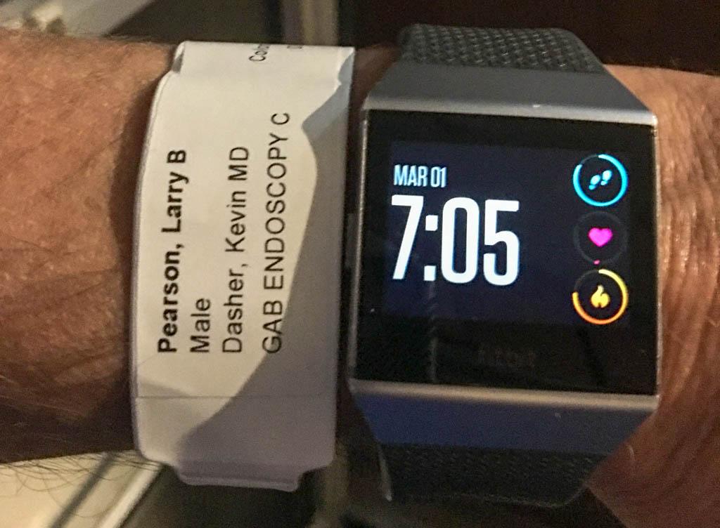 Hospital ID Band
