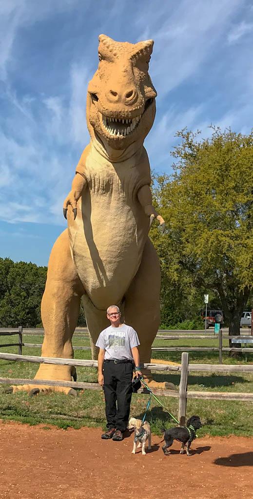 T Rex Dinosaur Model