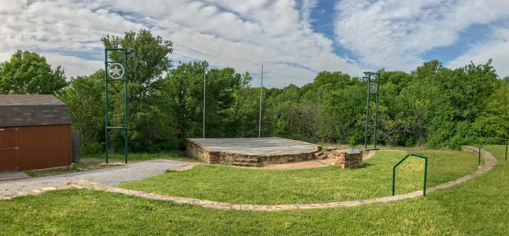 Nicest State Park Amphitheater