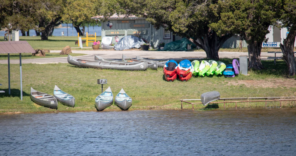 Rental Canoes and Kayaks