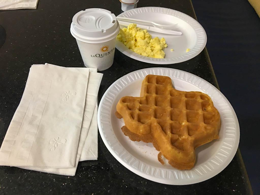Texas Sized Waffle