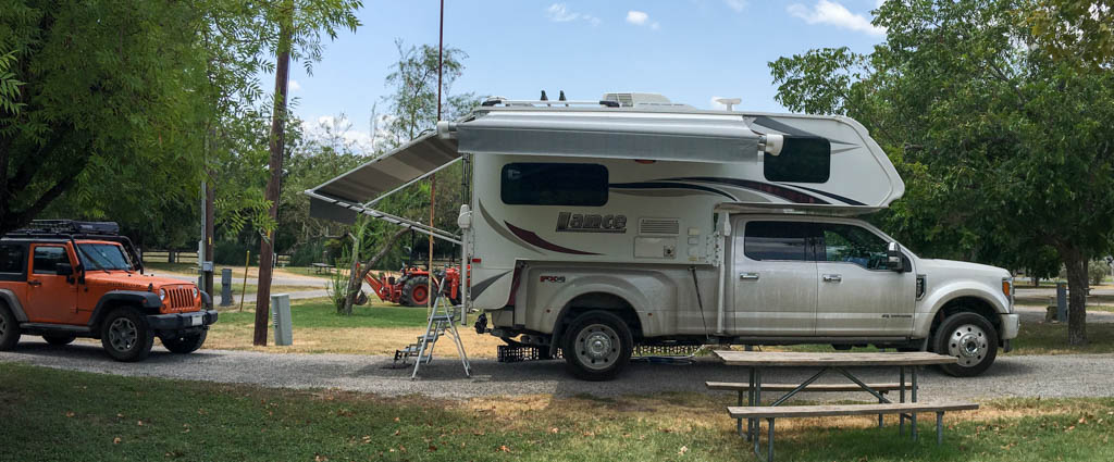 Kerrville KOA Journey Campsite