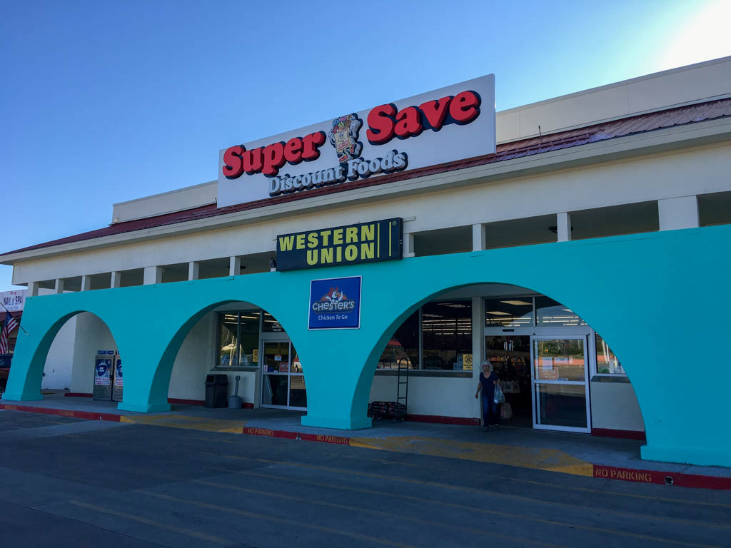Raton New Mexico Super Save Discount Foods Grocery Store