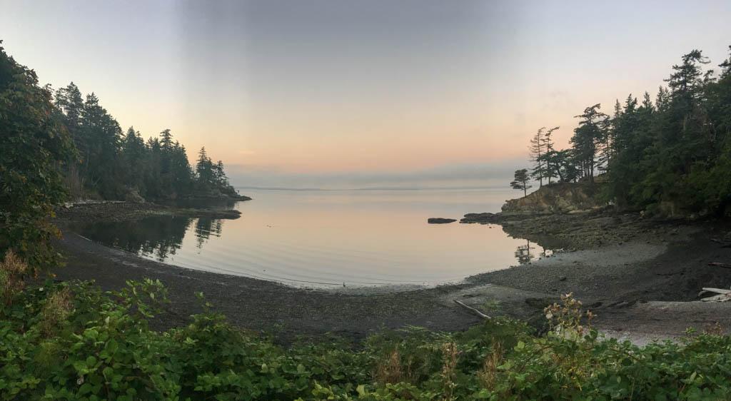 Dawn At The Boat Ramp