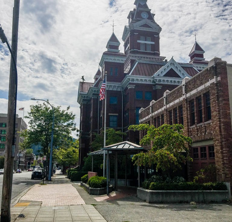 Old City Hall – Whatcom Museum