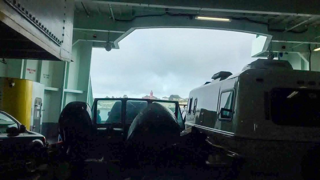 Port Townsend Ahead
