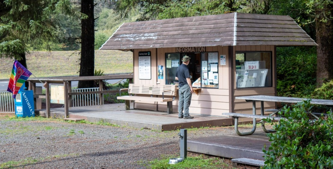 Park Information Booth