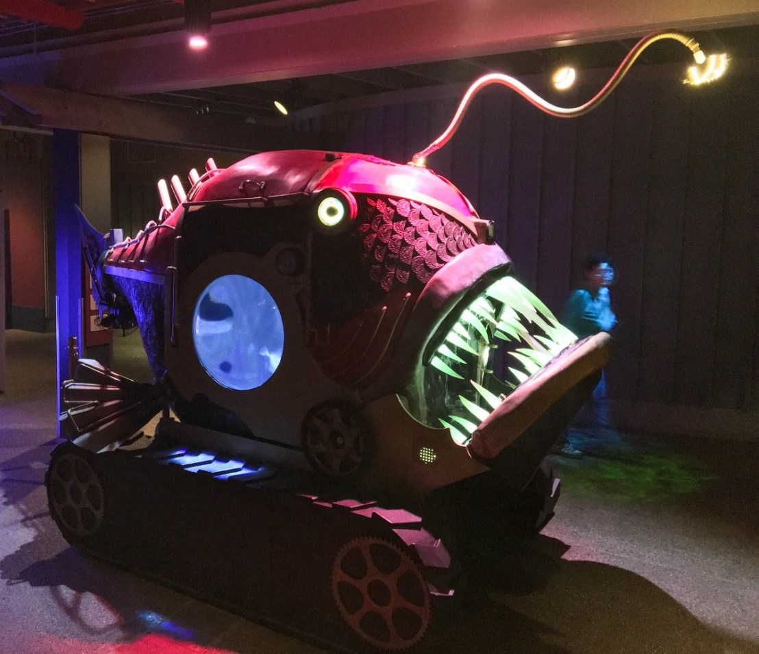 SEAPUNK Artwork