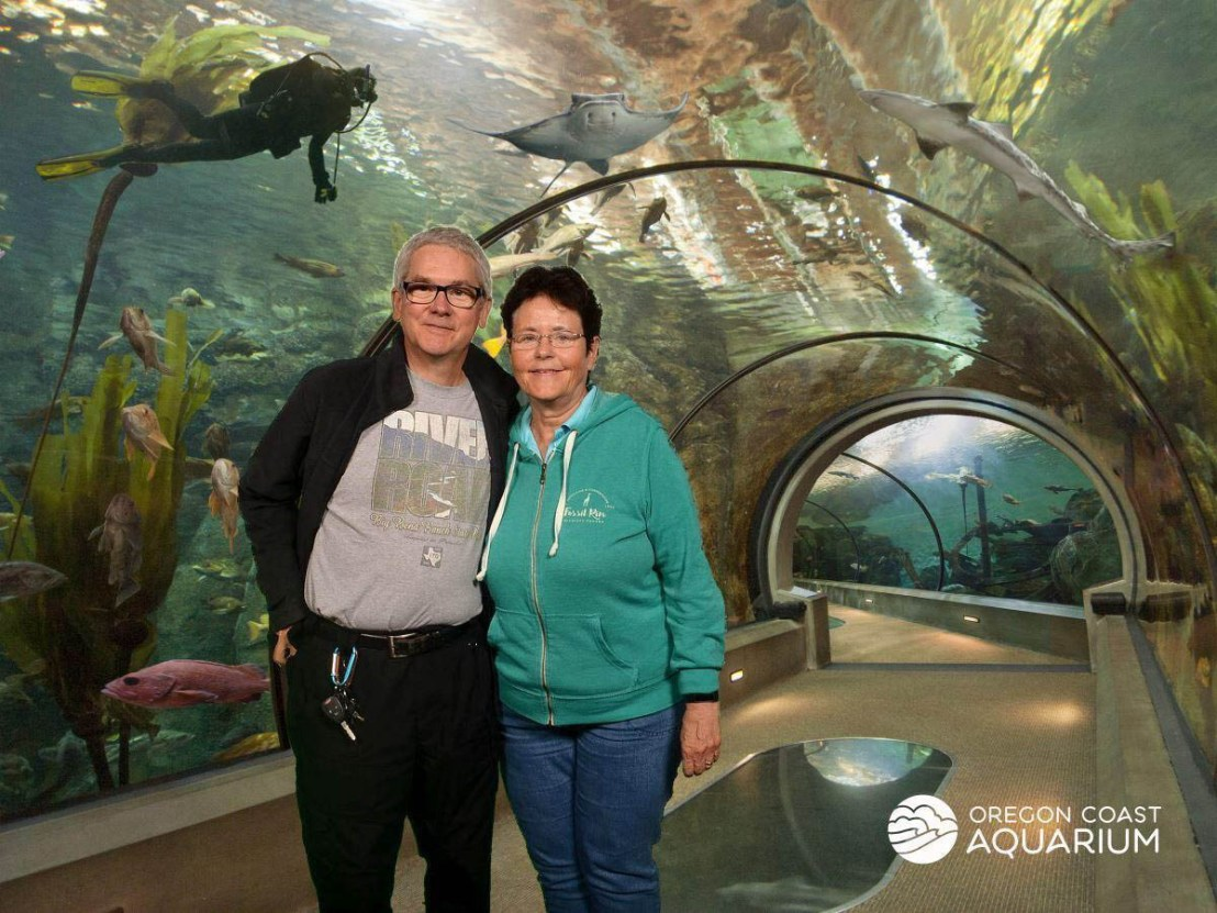 Official Aquarium Picture