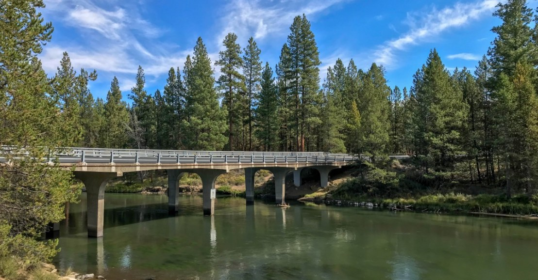 Deschutes River Bridge