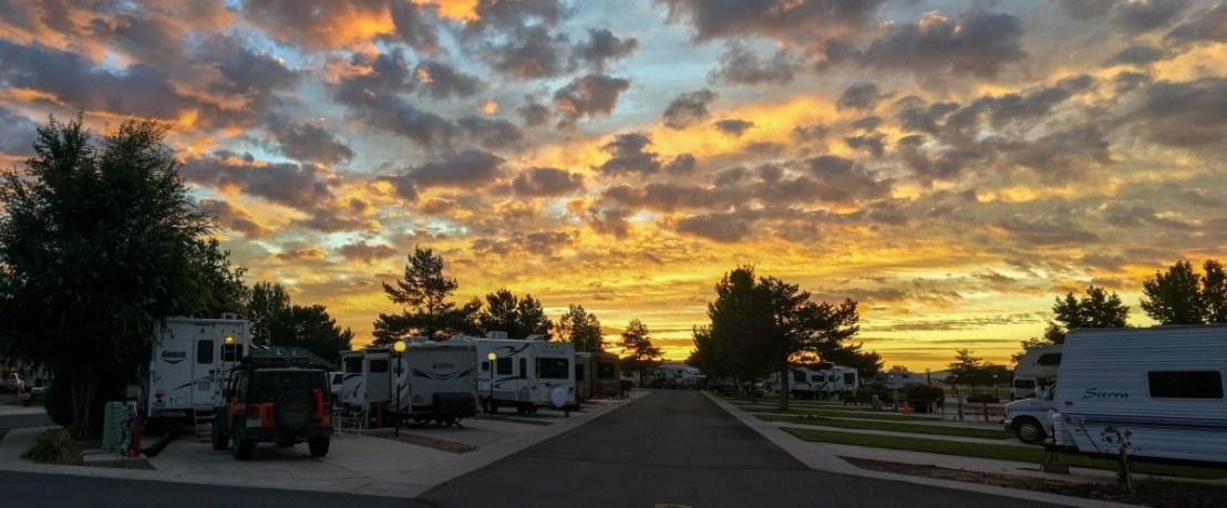 RV Park Sunrise