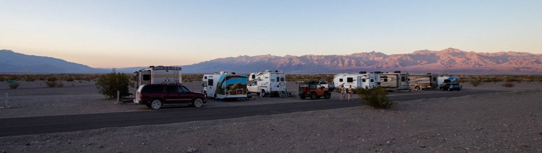 Death Valley National Park – Stovepipe Wells