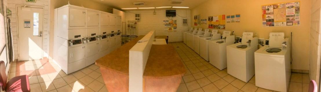 KOA Laundromat