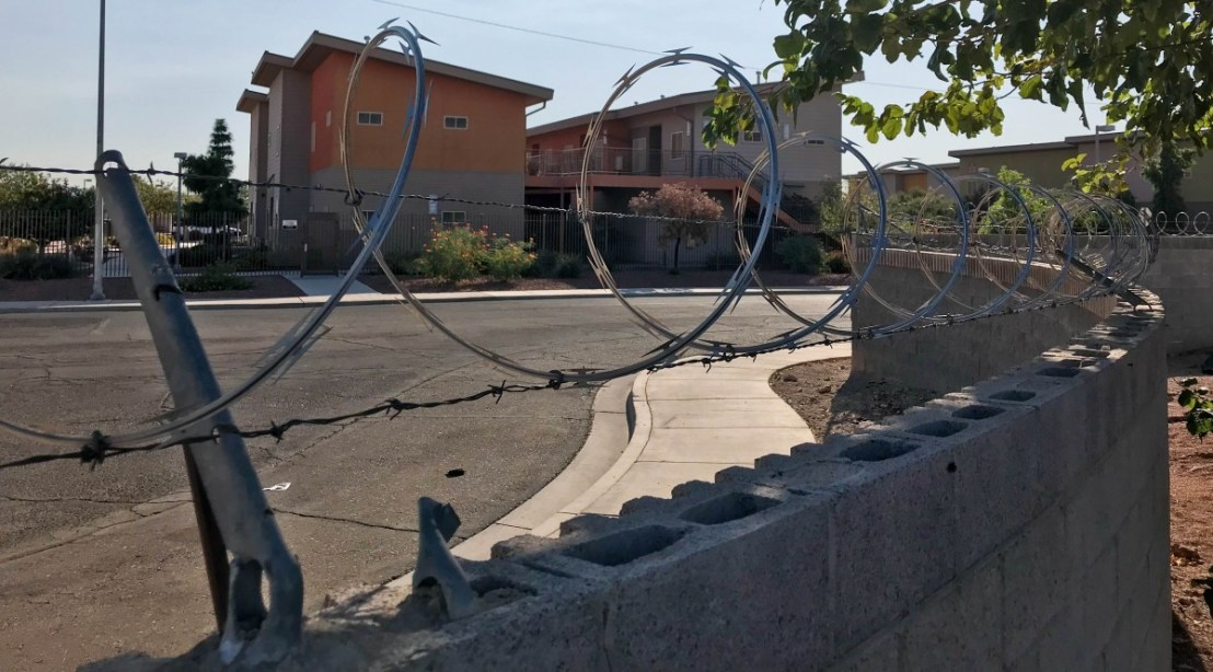 Razor Wire Fences