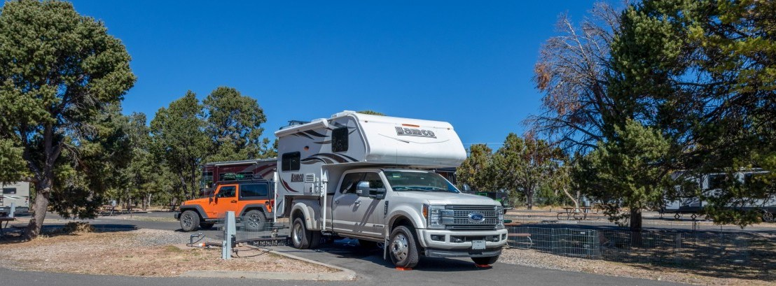 Grand Canyon National Park – Trailer Village RV Park