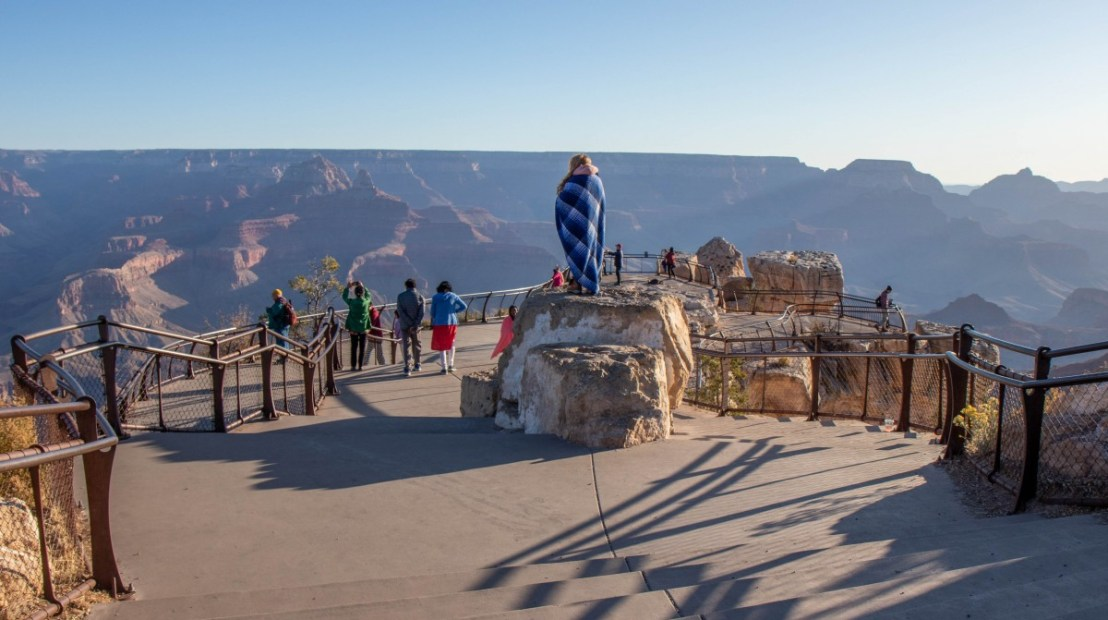 Mather Point Overlook