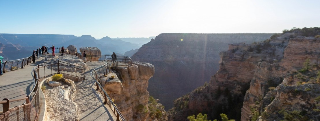 Mather Point Views