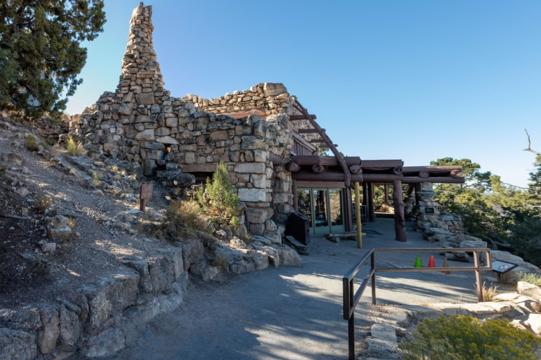 Grand Canyon National Park – Hermit's Rest