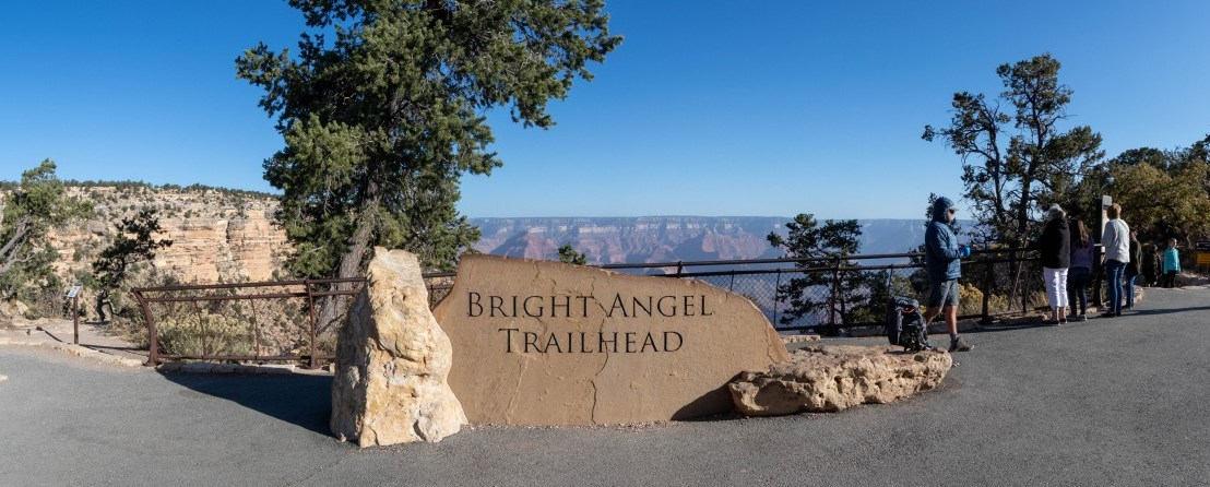 Grand Canyon National Park – Bright Angel Trail