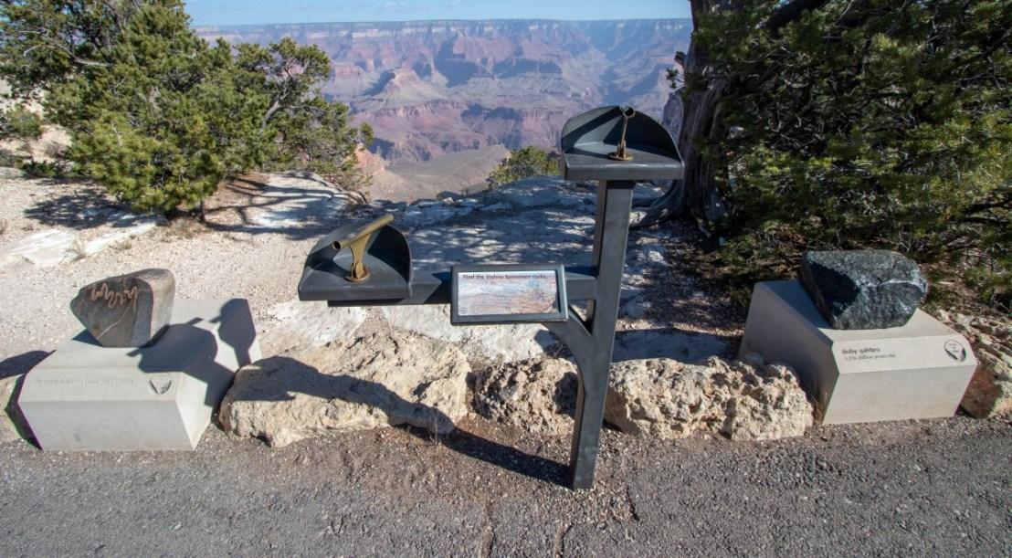 Grand Canyon National Park Scopes For Finding Vishnu Basement Rocks