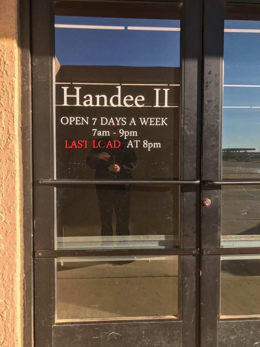 Winslow Arizona Handee II Laundromat