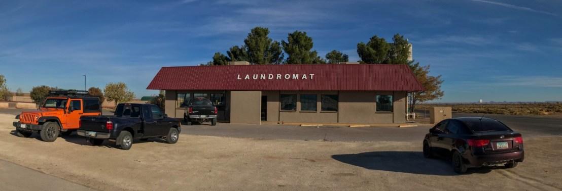 Handee II Laundromat Winslow Arizona