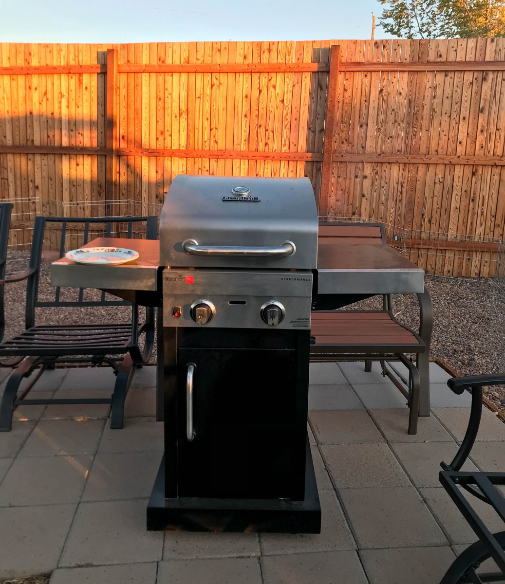 Char-Broil Performance TRU-Infrared Grill