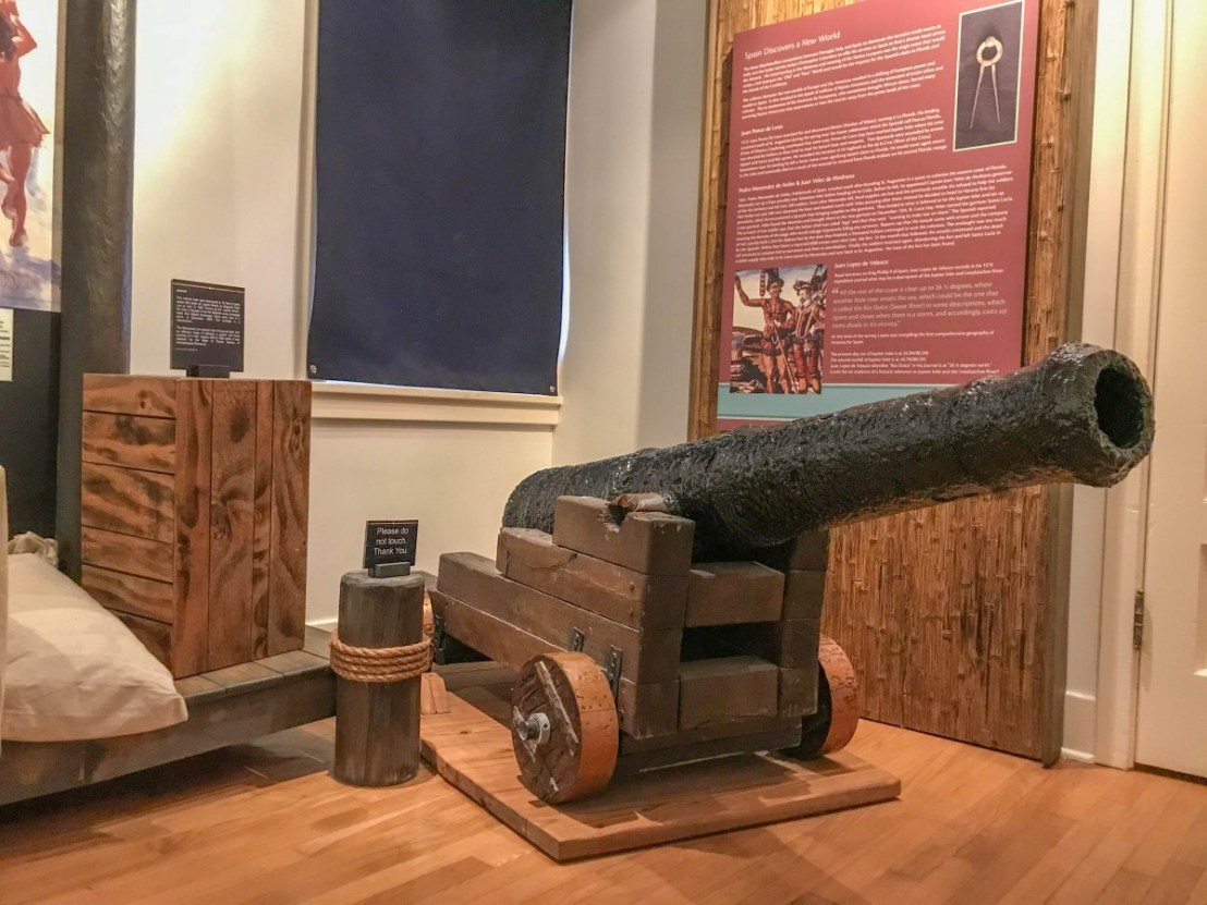 Museum Canon Display
