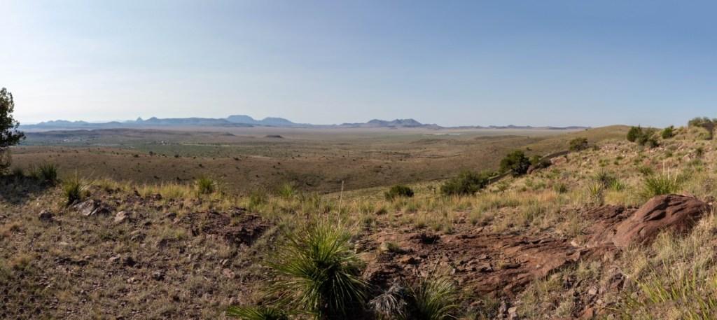 View Toward Marfa