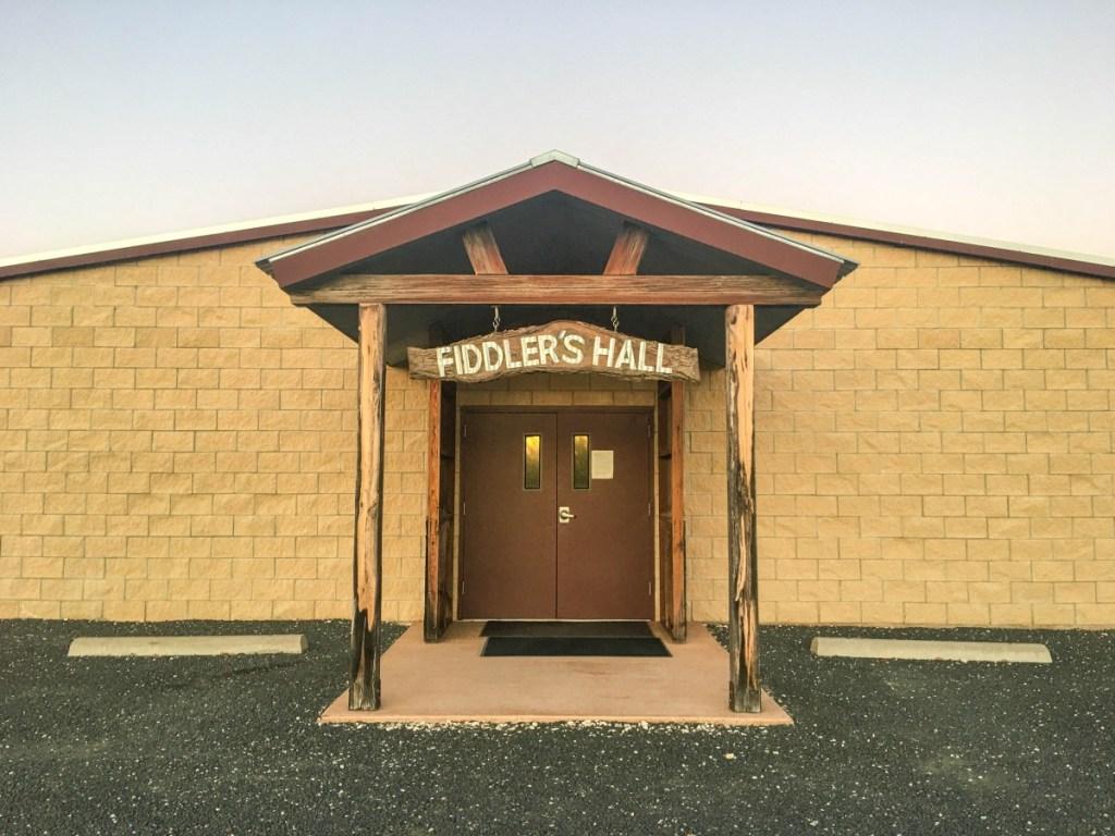 Fiddler's Hall At Broke Mill RV Park