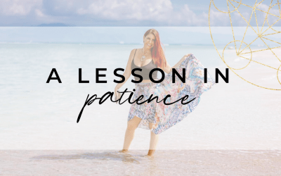 A Lesson In Patience