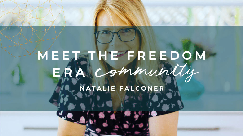 Meet The Freedom Era Community : Natalie Falconer
