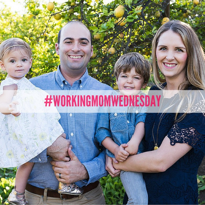 family business working mom kate